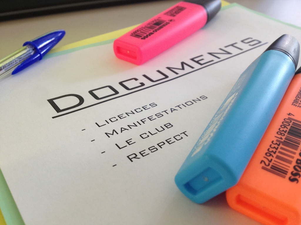Documents en ligne !
