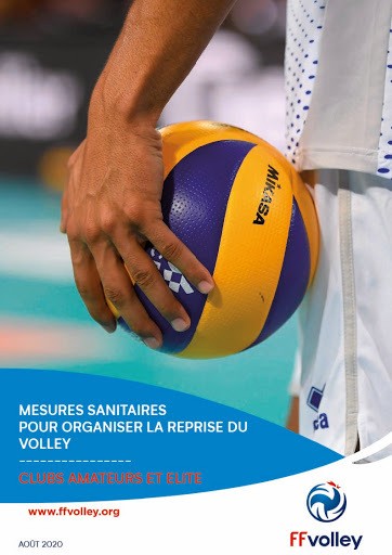Protocole Sanitaire FFvolley
